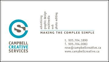 Campbell Creative Services Created Our Perfect For Us Logo