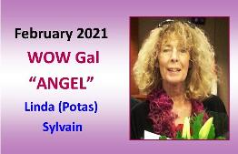 FEBRUARY 2021 WOW Gal Angel