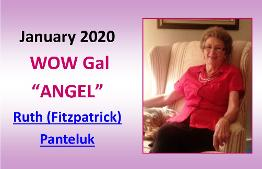 JANUARY 2020 WOW Gal Angel