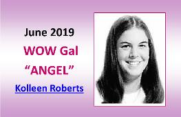 JUNE 2019 WOW Gal Angel