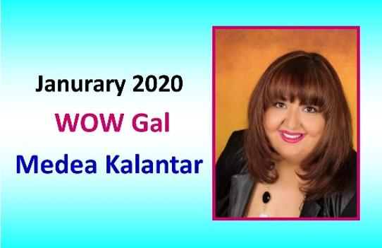 JANUARY 2020 WOW Gal